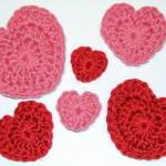 Valentine's Day Heart Crochet Patterns