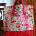Find Your Perfect Project Bag: Review of the French Market Tote