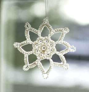 Grandma Jennie's Snowflake Patterns - Version 1