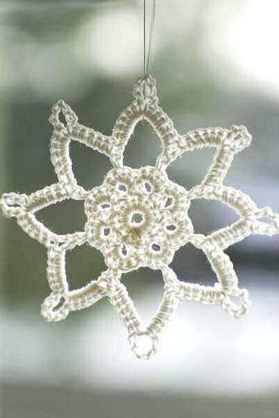 Grandma Jennie's Snowflake Pattern: Part 1
