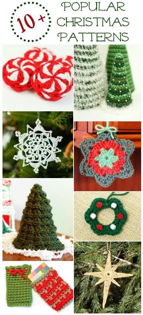 Free Christmas Crochet Patterns