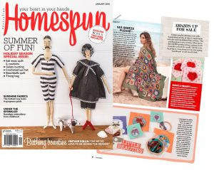 Homespun, January 2016