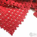 Just Listed … Shawl Crochet Pattern