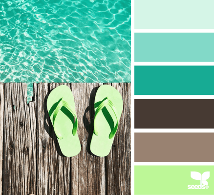 Summer Color Inspiration