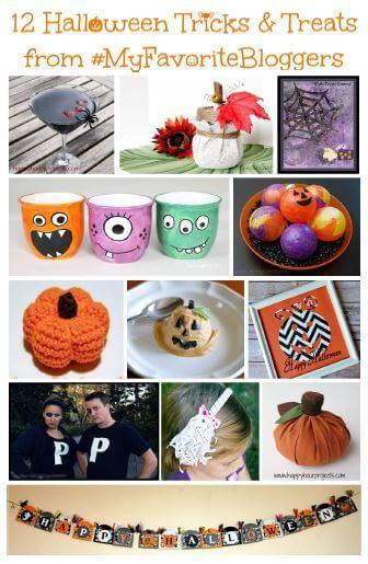 Free Halloween eBook: 12 Halloween Tricks & Treats