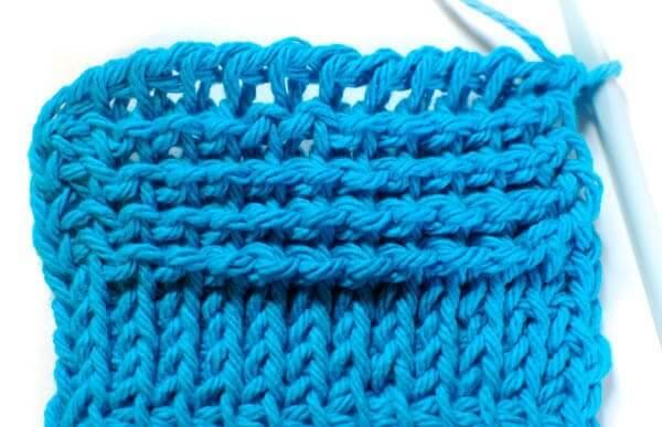 How to do Tunisian Purl Stitch