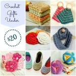 Crochet Gifts Under $20 with #MyFavoriteBloggers