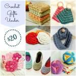 Crochet Gifts Under $20 with #MyFavoriteBloggers