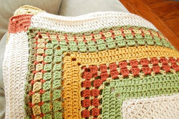 Final Crochet Afghan