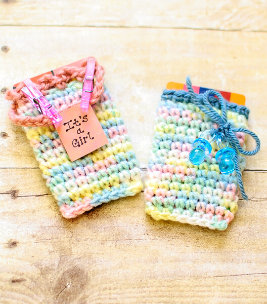 Gift Card Holder Crochet Pattern