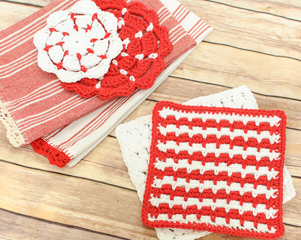 free kitchen crochet patterns