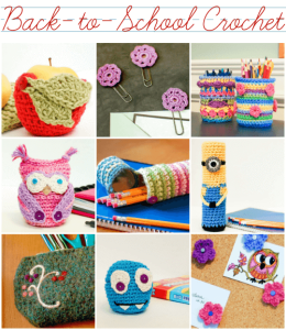 Free Back-to-School Crochet Patterns