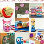 Free Back-to-School Crochet Patterns
