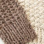 Quick and Comfy Knit Scarf Pattern … #Scarfie
