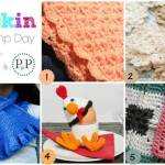 Hookin' on Hump Day #90: Link Party for the Fiber Arts