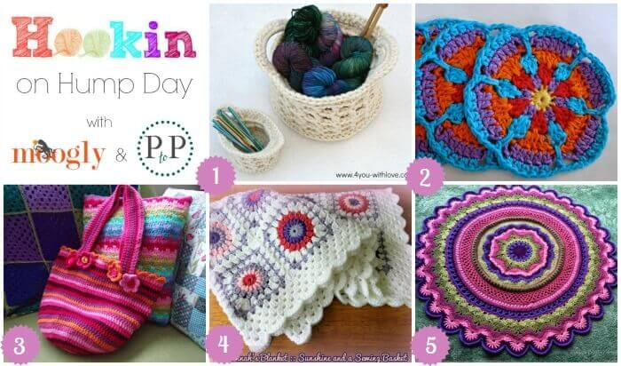 Hookin' on Hump Day 92 | www.petalstopicots.com | #crochet #knit #fiberarts