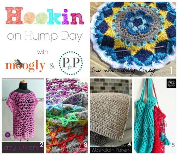 Hookin' on Hump Day 93 #crochet #knit #knitting #fiberarts