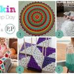 Hookin' on Hump Day #99: Link Party for the Fiber Arts