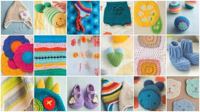 Baby Brights Book Giveaway ... ends 11:59 pm EST on 7/9/15 #crochet #patterns #baby #giveaway