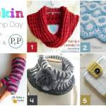 Hookin' on Hump Day #106: Link Party for the Fiber Arts