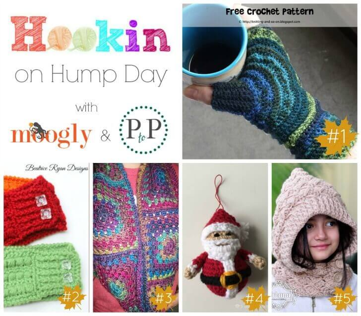 Hookin' on Hump Day #fiberarts #crochet #knit
