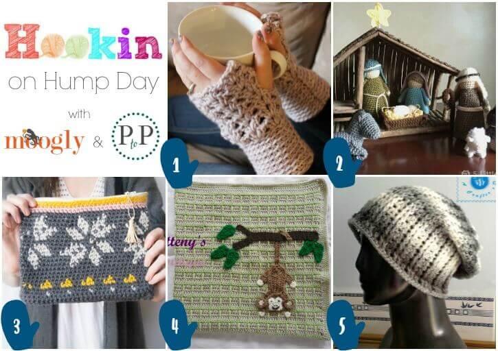 Hookin' on Hump Day #crochet #knit #patterns