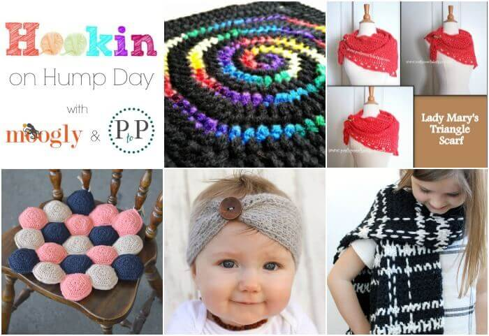 Hookin' on Hump Day ... knit, crochet, and fiber arts