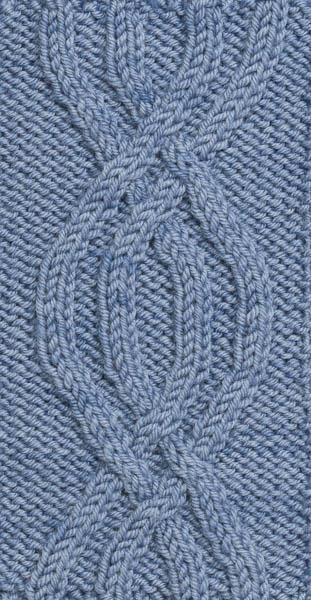 4-Rib Symmetrical Pretzel