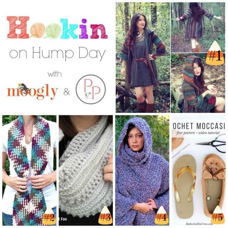 hohd-Hookin' on Hump Day #crochet #knit #fiber