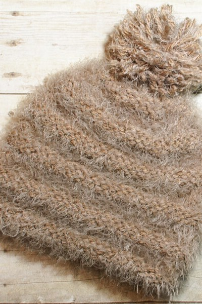 Nordic Knit Hat Pattern