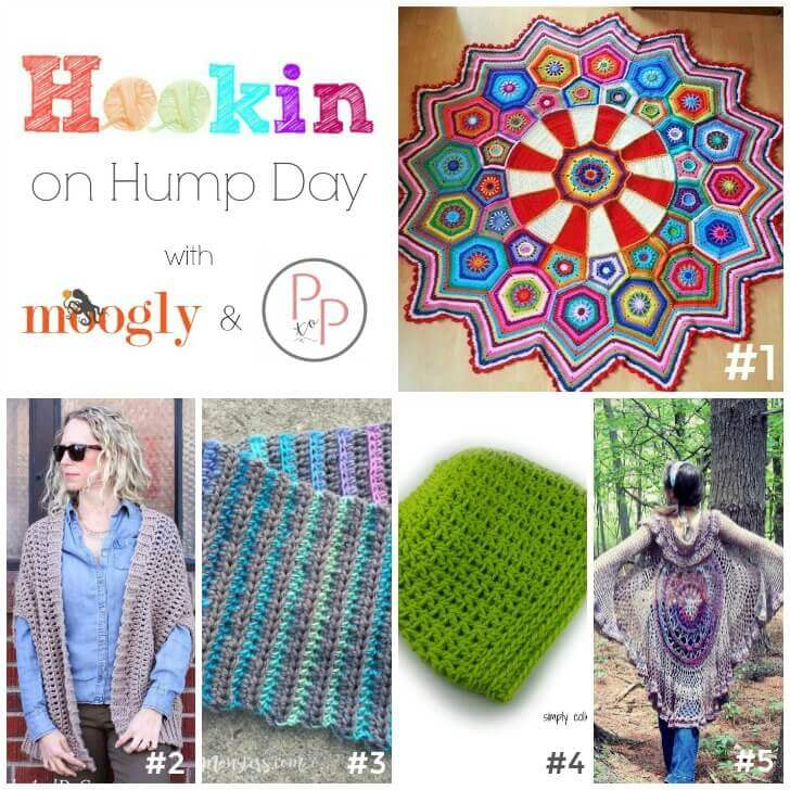 Hookin' on Hump Day #137: Link Party for the Fiber Arts
