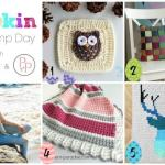 Hookin' on Hump Day #140: Link Party for the Fiber Arts
