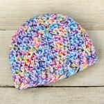 Baby Hat Crochet Patterns … Sizes Newborn through 12 Months