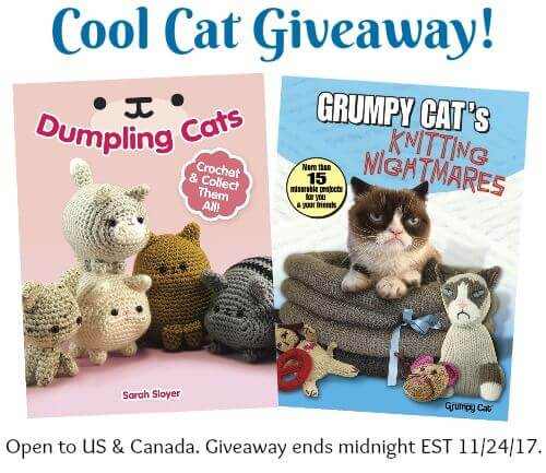 Cool Cat Giveaway ... ends 11/24/17