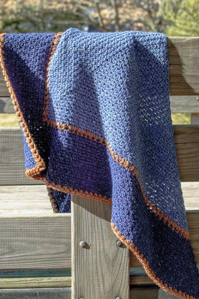 The Weekender Shawl Crochet Pattern