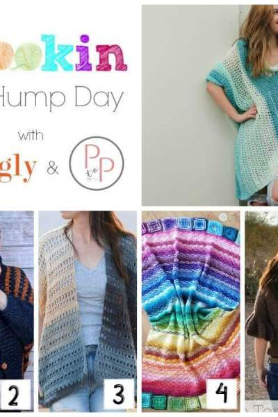 Hookin' on Hump Day #163: Link Party for the Fiber Arts