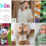 Hookin' on Hump Day #166: Link Party for the Fiber Arts