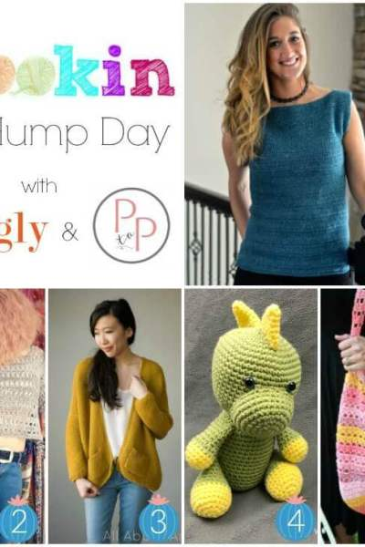 Hookin' on Hump Day #167: Link Party for the Fiber Arts
