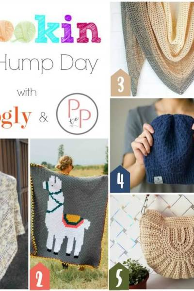 Hookin' on Hump Day #174: Crochet and Knitting Link Party