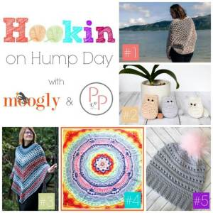 Hookin' on Hump Day #175: Link Party for the Fiber Arts