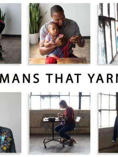 Yarn + Artist = Yarnist – Meet CYC's Humans That Yarn