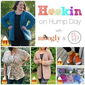 Hookin' on Hump Day #177: Link Party for the Fiber Arts