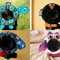 Accesorios para hacer retratos de niños