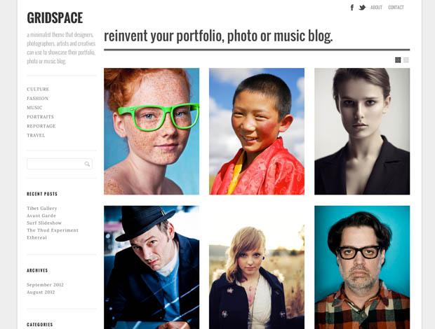 WordPress Makes it Easier for Photogs to Build Sleek and Stylish Portfolios wordpressportfolio 1