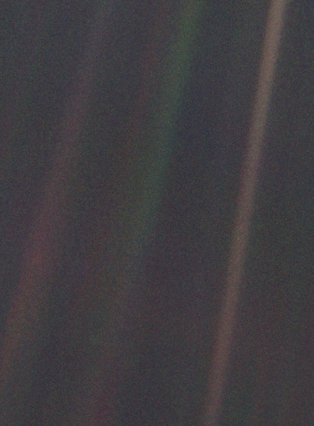 1990 Pale_Blue_Dot NASA