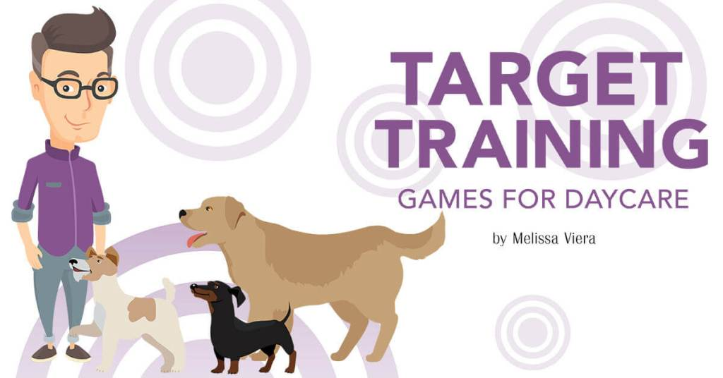Target Training Games for Daycare