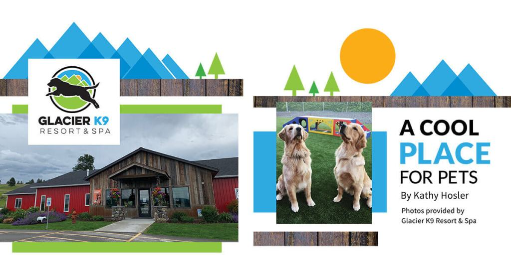 Glacier K9 Resort & Spa: A Cool Place for Pets