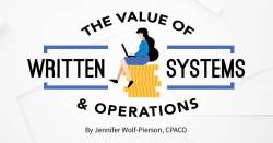 The Value of Written Systems & Operations