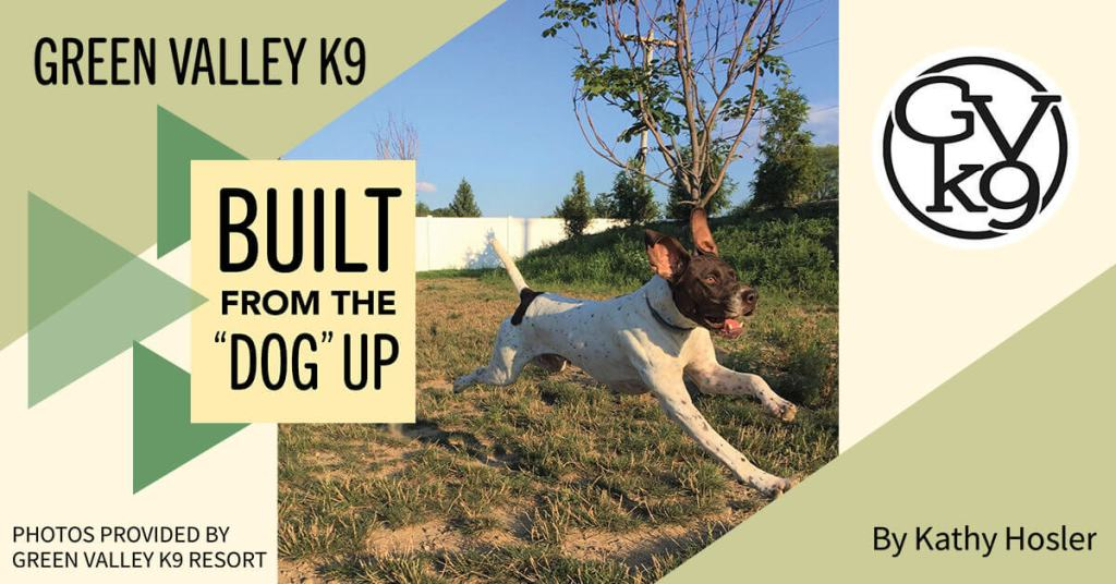 """Green Valley K9: Built from the """"Dog"""" Up"""