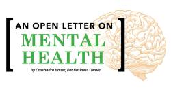 An Open Letter on Mental Health